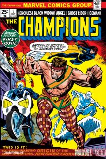 Champions (1975) #11