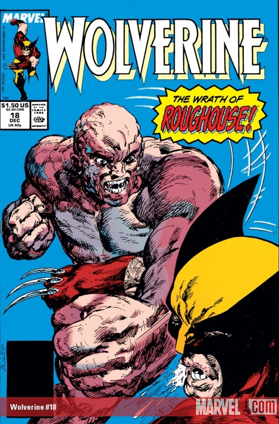 Wolverine #18