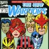 NEW WARRIORS #25