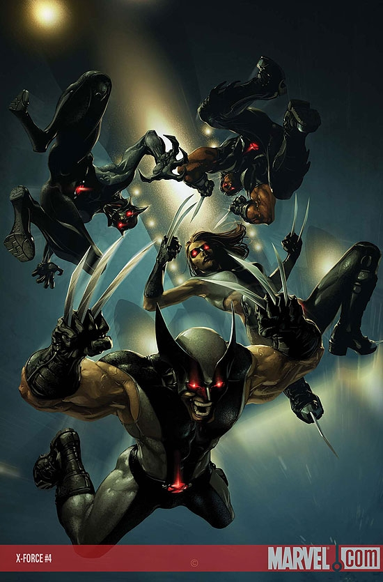 X-FORCE #4