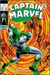 CAPTAIN MARVEL #10 COVER