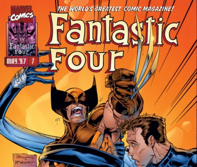 Fantastic Four #7