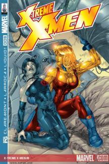 X-Treme X-Men (2001) #9