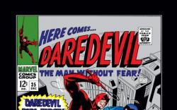 DAREDEVIL #35 COVER