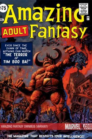 AMAZING FANTASY OMNIBUS HC (2007) thumbnail