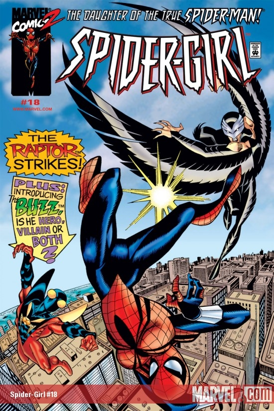 Spider-Girl (1998) #18