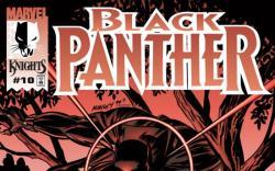 Black Panther (1998) #10