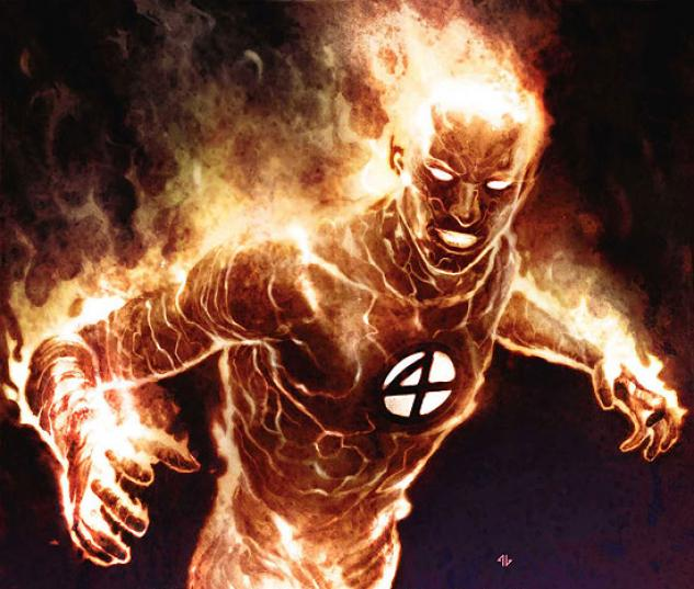 FANTASTIC FOUR (2008) #542 COVER