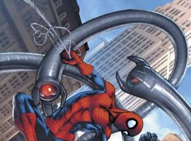 MARVEL AGE SPIDER-MAN (2004) #10 COVER