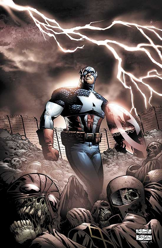 CAPTAIN AMERICA &amp; THE FALCON (1999) #9 COVER