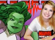 Marvel Hotline: Grace Randolph