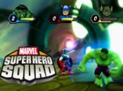 Super Hero Squad Game Clip: Combat
