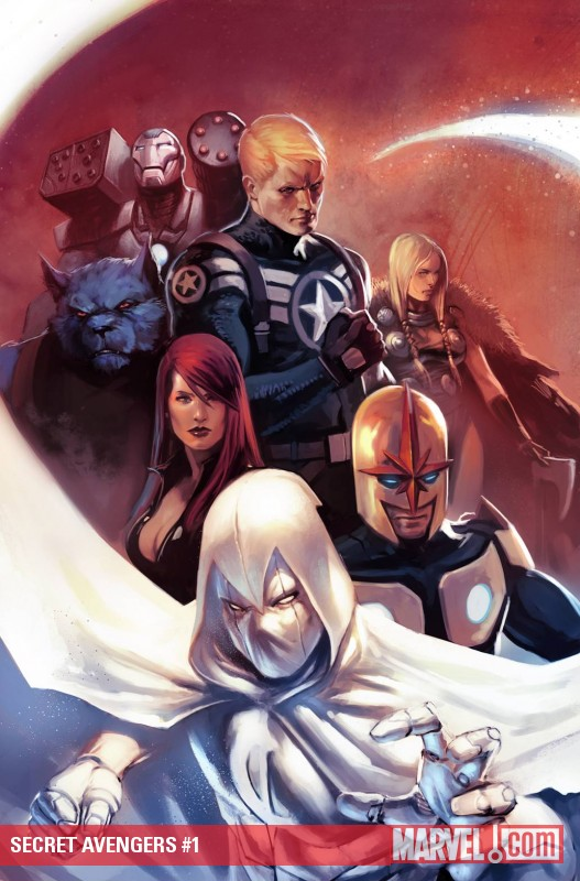 Secret Avengers (2010) #1