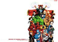 Origins of Marvel Comics (2010) #1 Wallpaper