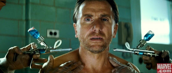 Tim Roth as Emil Blonsky