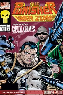 The Punisher: War Zone (1992) #33