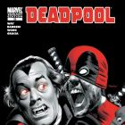 DEADPOOL #28 vampire variant cover by Mike Mayhew