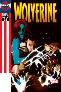 Wolverine (2003) #35