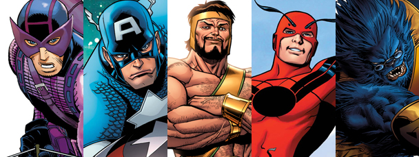 Five Favorite Avengers: Christos Gage