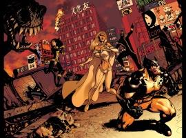 Astonishing X-Men #36