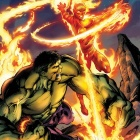 Human Torch & Hulk: Fantastic Flashback