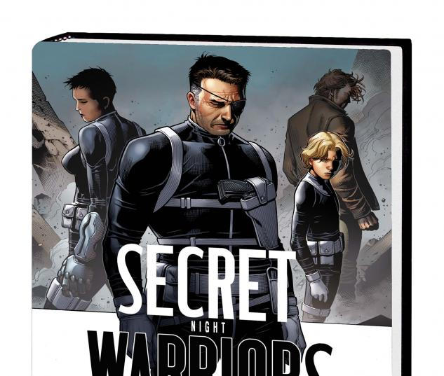 Secret Warriors Vol. 5 (2011) #1