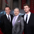 Thor Red Carpet Image Gallery