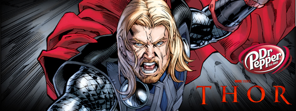 Thor Soars Into Free Digital Comic