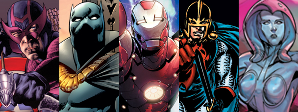 Five Favorite Avengers: Nick Spencer