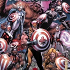 Captain America #1 Variant Cover Art by Dale Eaglesham