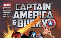 Captain America and Bucky (2011) #622 Cover
