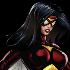 Spider-Woman from Marvel: Avengers Alliance