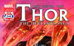 THOR THE DEVIANTS SAGA 5