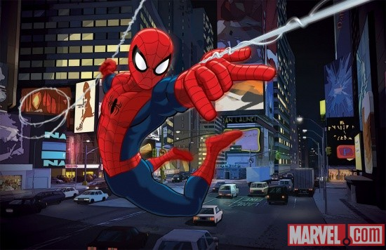 &quot;Ultimate Spider-Man&quot; animated series 