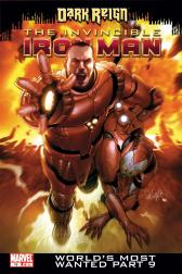 Invincible Iron Man #16 