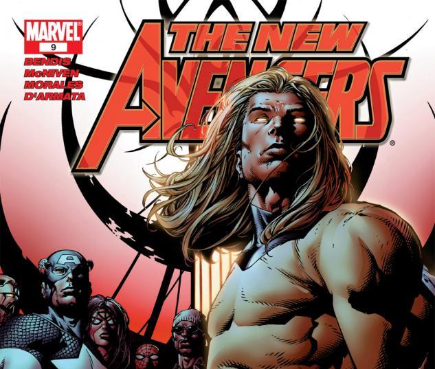 New Avengers (2004) #9