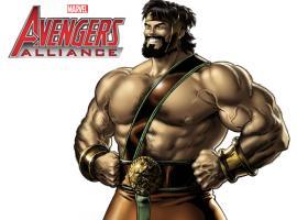 Hercules in Avengers Alliance