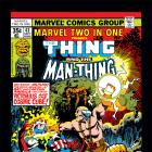 Marvel Two-in-One (1974) #43 Cover