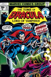 Tomb of Dracula #59 