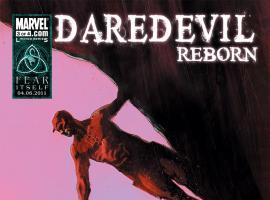 Daredevil: Reborn (2010) #3 Cover
