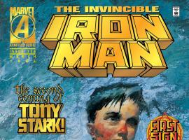 Iron Man (1968) #326 Cover