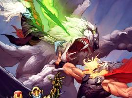 C2E2 2013: Thor: God of Thunder