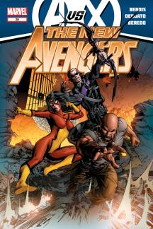 New Avengers (2010) #28