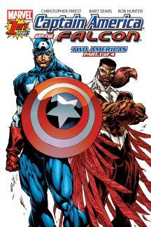 Captain America & the Falcon (2004) #1