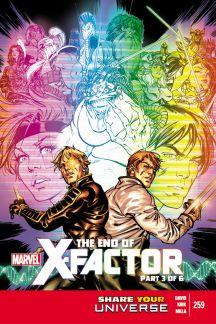 X-Factor #259
