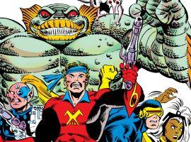 Marvel 75th Anniversary: X-Men Support Staff