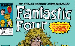 Fantastic Four (1961) #332 Cover