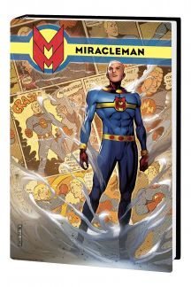 Miracleman Book 3: Olympus (Hardcover)
