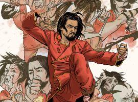 Master of Kung-Fu #1