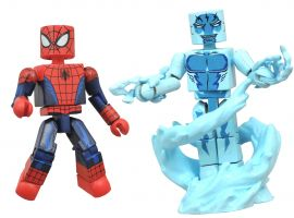 Spider-Man Minimates Pair #1